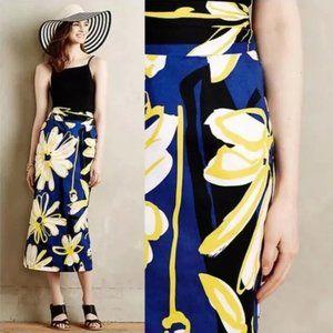 * WHIT TWO Matira Maxi Resort Skirt Sz 4P